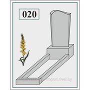 Памятники в асортименте ШАНСИ А,В,С,D,E 020-024 фото