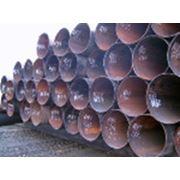 Трубы стальные бесшовные горячекатаные (г/к) фото