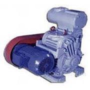 Вакуумный насос - АВЗ-20Д гидромех фото
