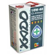 Полусинтетическое моторное масло ХАДО Atomic Oil 10W-40 CI-4 Diesel фото
