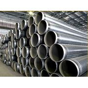 Трубы стальные бесшовные фото