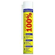 Пена Ремонт на 100% бытовая всесезонная 600ml /12/ фото