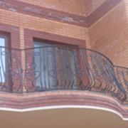Ограды кованые фото