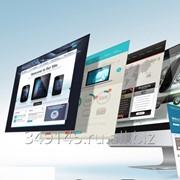 Создать сайт-визитку фото