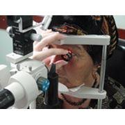 Диагностика состояния зрения фото