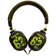 Наушники Ritmix RH-565 Skate Yellow фото