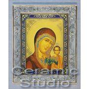 Икона Казанской Богоматери фото