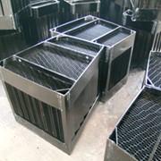 Пакеты холодного и горячего слоев нагревательной набивки регенеративных вращающихся воздухоподогревателей РВП фото