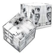 Фоторамка Стеклянный куб фото