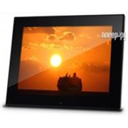 Цифровая фоторамка Digma PF-1001 Black фото