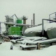 Асфальтобетонный завод фото