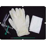 Гинекологический набор с цитощеткой стерильный фото