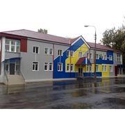 Здание под магазин фото
