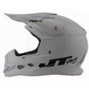 JT Racing Шлем кроссовый ALS1.0 белый фото