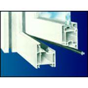 Уплотнители для алюминиевых окон и дверей фото