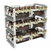 Блок резисторов, электрооборудование, блок резисторов. фото