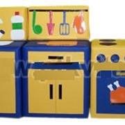 Набор детский Кухня модульная фото