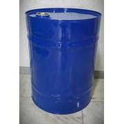 Бочка сварная металлическая 50 литровая (новая) фото