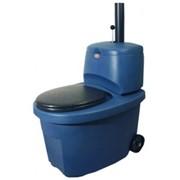 Туалет сухой Biolan с Pазделителем фото