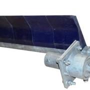 Очистительное устройство с полиуретановыми сегментами для ленты шириной 650мм фото