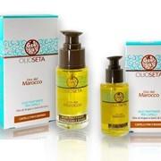 """Масло блонд-уход """"Золото Марокко"""" с маслом арганы и маслом семян льна, 30 мл BAREX фото"""