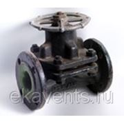 Клапан диафрагмовый эмалированный с МИМ300, ППС