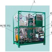 Установка для обработки трансформаиорного масала УВМ-3/6 фото