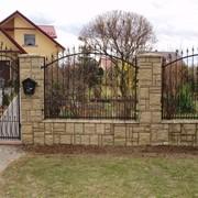 Забор, нестандартизированное оборудование фото
