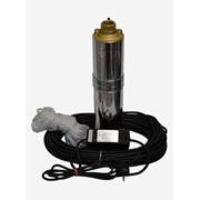Скважинный насос Водолей БЦПЭ 0.32-100 У (1950 Вт, 50 л/м. напор 150 м.)