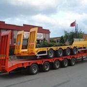Аренда трала Низкорамная платформа (20-25 тонн) фото