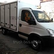 Изготовление и установка хлебных кузовов-фургонов фото