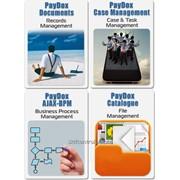 СЭД PayDox. Система электронного документооборота фото