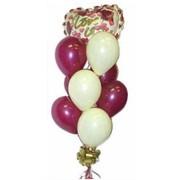 Букеты из воздушных шаров Киев. Доставка воздушных шаров фото