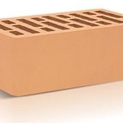 Кирпич облицовочный керамический солома полуторный