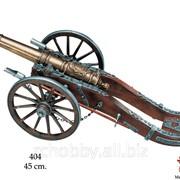 Модель Французская пушка Louis XIV фото