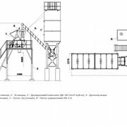 Проект расстановки бетонного завода фото