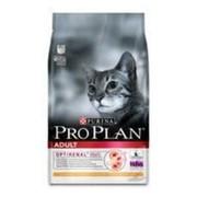 Сухой корм Pro Plan Adult для взрослых кошек курица с рисом, 10 кг фото