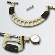 Скоба микрометрическая индикаторная типа СИ фото