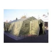 Памир 30. Палатка для полевых условий летняя (внешний тент - ткань ПВХ) фото