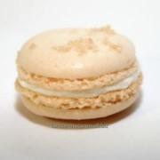 Макарон белый шоколад фото