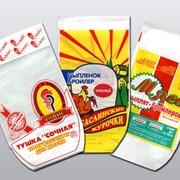 Пакеты для упаковки курицы и полуфабрикатов
