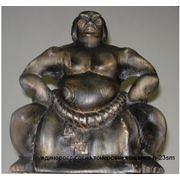 Скульптура Единоросс фото