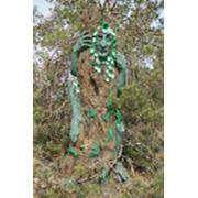 Скульптуры из стеклопластика Болотный фото