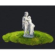 Скульптура «Ромео и Джульетта» фото