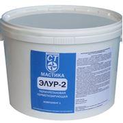 Полиуретановая герметизирующая мастика Элур-2 фото