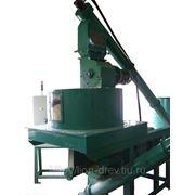 Линия для производства топливных гранул (пеллет) EVOL-500 фото