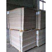 Прессованный листовой картон фото