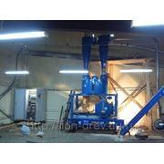 Линия производства пеллет 400-500 кг/ч фото