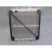Радиатор 4-х рядный двигатель ЯМЗ-6582.10 (Е3) Al ШААЗ фото