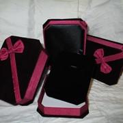 Коробки подарочные, упаковка для ювелирных изделий фото